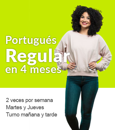 Portugués Regular