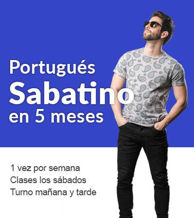Portugués Sábados
